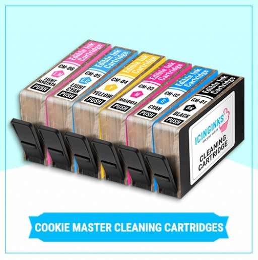 Edible Ink Cartridges, Canon Epson Refillable Edible