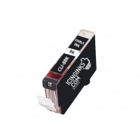 Icinginks™ Black Edible Ink Cartridge for Canon CLI-8BK With Chip