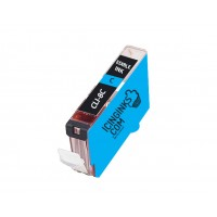 Icinginks™ Cyan Edible Ink Cartridge for Canon CLI-8C With Chip