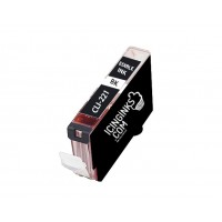 Icinginks™ Black Edible Ink Cartridge for Canon CLI-221BK With Chip