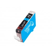 Icinginks™ Cyan Edible Ink Cartridge for Canon CLI-221C With Chip