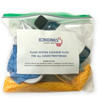 Icinginks™ Printhead Cleaning Flush System For All Canon Inkjet Printheads