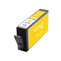 Icinginks™ Yellow Edible Ink Cartridge for Canon CLI-251Y With Chip