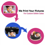 Custom Edible Images Printing Service