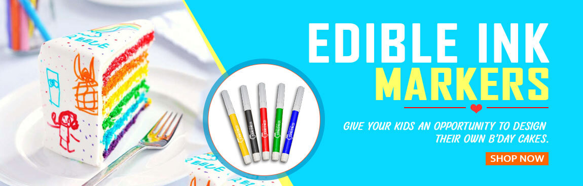 Edible Ink markers